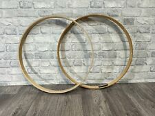 """More details for mapex birch bass drum 22"""" wooden hoops rims hardware tension"""