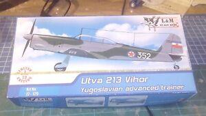 L&M resin kit 1/72 - Utva 213 Vihor