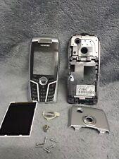 Siemens S65 Handy Gehäuse schwarz #8 BC vintage phone case cover housing black