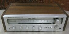 Vintage Pioneer SX-450 Home Stereo Receiver WORKS! COSMETIC ISSUES