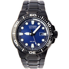BRAND NEW IN THE BOX CITIZEN Men's BN0095-59L Eco-Drive Scuba Fin Dive Watch