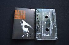 U2 RATTLE AND HUM RARE CASSETTE TAPE!