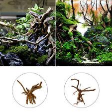 Tree Trunk Driftwood Aquarium Fish Tank Reptile Plant Wood Decoration Ornaments