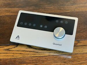 Apogee Quartet 12 IN x 8 OUT Interface for Mac or PC