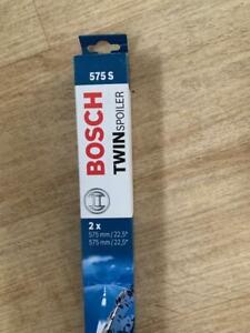 Genuine Twin Spoiler 3397118451 Wiper Blade- Bosch Twin Spoiler 575S