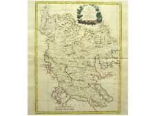 1 Orig altkol.Kupferstichk Zatta ca .1781 GRIECHENLAND