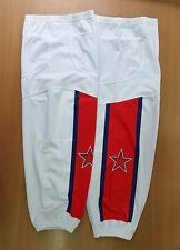 Authentic Prostock Pro Stock Hockey Socks Cska Moscow Khl Xl