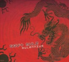 Mulennium (Live at the Roxy, Atlanta GA 31 Dec 1999) [Digipak] by Gov't Mule (CD