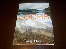 LOCHS Exploring Scotland's Freshwater Lochs Scottish Lake Scotland Book NEW