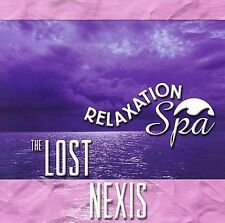 DAMAGED ARTWORK CD Various Artists: Relaxation Spa 3: The Lost Nexis