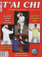 T'AI CHI MAGAZINE - Volume 31 No. 5 - October 2007 ....... NEW ........ tai chi