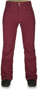 Dakine Women's Westside II Shell Snowboard Pants Medium Rosewood New