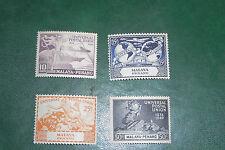 GEORGE VI 1949 U.P.U MALAYA/ PENANG UN MOUNTED MINT