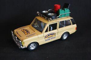 "Bburago Range Rover 1:25 ""Camel Trophy"" #0104 (J&KvW)"
