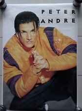 Peter Andre - Poster aus den 90er Jahren - immer noch in der OVP !!!