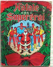 RACCOLTA NATALE CON I SUPER EROI SUPPLEMENTO A BATMAN N.71 1981 CENISIO FUMETTO