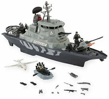True Heroes Sentinel 1 TH 358-A Battleship Action figures Military vehicles NEW