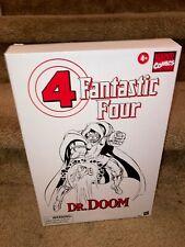 Hasbro Marvel Legends FANTASTIC FOUR Retro Vintage DR DOOM Action Figure NIB
