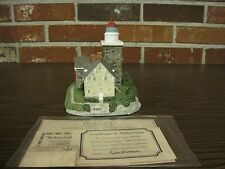 1996 Harbour Lights Lighthouse #184 Thirty Mile Point, New York-Signed