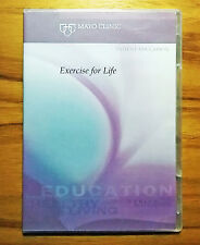 Exercise for Life - Mayo Clinic Patient Education DVD!