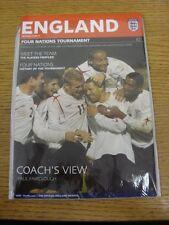 23/05/2006 Inghilterra semi-professionale (Nazionale Gioco XI) V Repubblica d'Irlanda se
