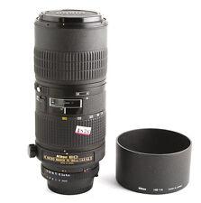 Nikon Micro NIKKOR 70-180mm f/4.5-5.6 D AF ED Lens Exc+