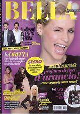 Bella 2013 5.MICHELLE HUNZIKER,SUSAN FLANNERY-BEAUTIFUL,ETTORE BASSI,LUCA WARD