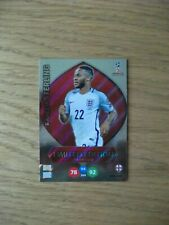 Panini Adrenalyn XL World Cup 2018 - Raheem Sterling Limited Edition card