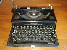 """Imperial typewriter  Model T """"The Good Companion"""" - In good condition and boxed."""
