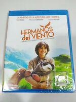Hermanos del Viento Jean Reno Gerardo Olivares Blu-Ray Español Ingles Nuevo
