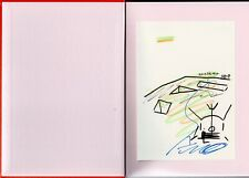 TADAO ANDO Endeavors #2 signed, drawing Japan Exhibition Catalog architecture