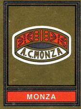 Meister Monza Figur Fußballer Panini 1980 1981 mit Seidenpapier Verschweißt **