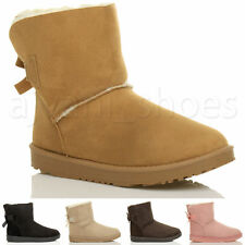 Women's Ankle Wedge Pull on Faux Suede Boots