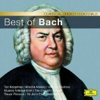 BEST OF BACH (CC)  CD NEW+
