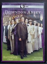 Downton Abbey Season 1 DVD 3 Disc Set Masterpiece Theatre Historical Drama