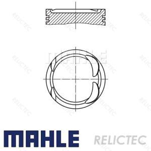 Piston With Rings for Renault Vauxhall Opel Nissan:VIVARO,ESPACE IV 4 93160093