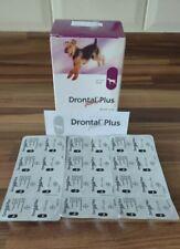 More details for dog worming 8 tablets one tablet per 10kg