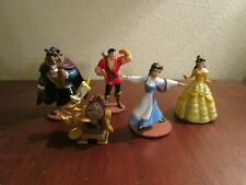 Disney Beauty and the Beast Figures