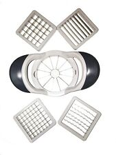 Deluxe Multi Slicers with 5 interchangeable Attachments