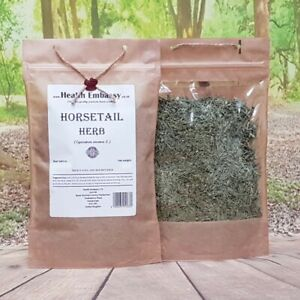 Horsetail Herb Tea ( Herba Equiseti Arvensis ) - Health Embassy 100% Natural