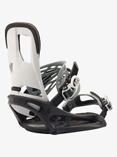 2020 Burton Cartel EST Snowboard Bindings black/white large