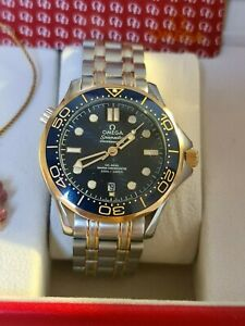 OMEGA SEAMASTER AUTOMATIC MEN WATCH