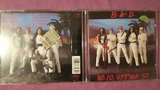 BIG AUDIO DYNAMITE - NUMBER 10 UPPING ST. CD