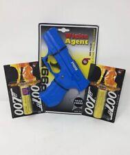 James Bond Wicke Agent Cap Gun P99 And 007 Caps
