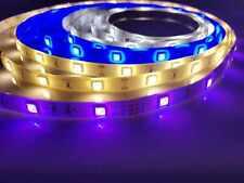 1M/2M/3M/4M LED Strip Light Self-Adhesive Linkable Tape 12V SMD5050 Indoor DIY