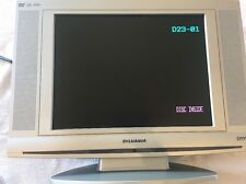 Sylvania Tv Model Ld155Sl8 with Remote Control The Dvd Is Not Working