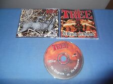 "Tree ""No Regrets No Remorse"" CD DREAM CATCHER UK 2001"