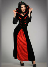 Ladies Queen of The Vampires Costume Std. (UK 10-12)