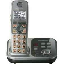 Panasonic DECT 6.0 Plus 3-Handset Cordless Phone System Gray