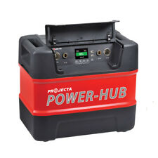Projecta Power Hub 12v Portable Battery Box 300w with Pure Sine Inverter PH125